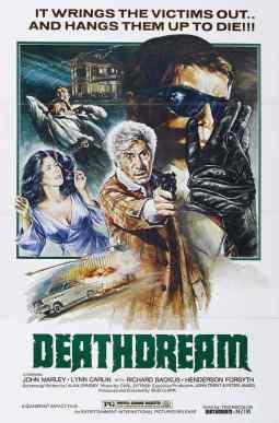 Deathdream movie poster