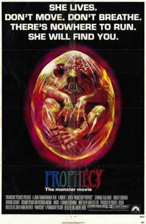 Prophecy movie postser