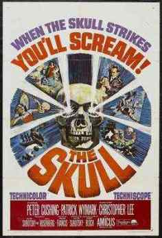 The Skull movie poster