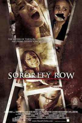 Sorority Row movie poster