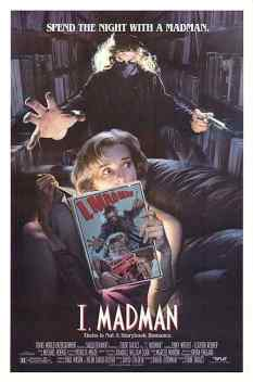 I, Madman movie poster