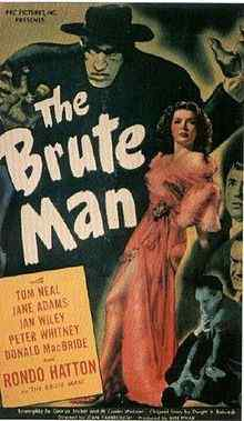 The Bruteman movie poster