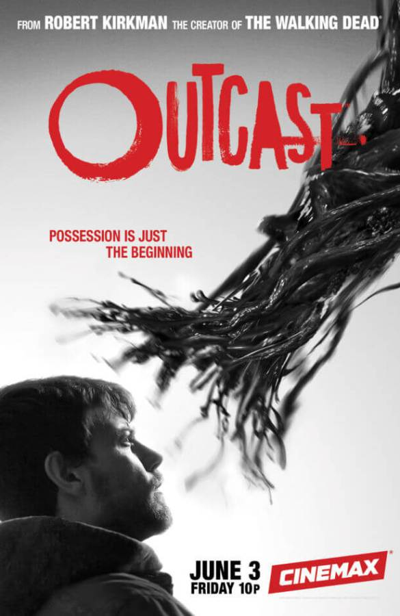 Comic Crypt: More Chills and Thrills from 'OUTCAST' by ...
