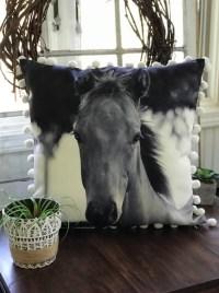 polo-pony-pillow | Horses & Heels