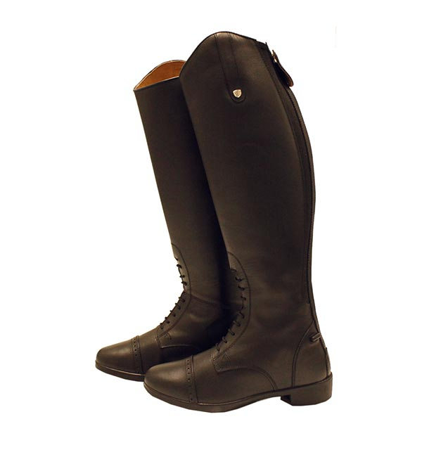 Horseware Leather Long Riding Boot Ladies Kids And Men