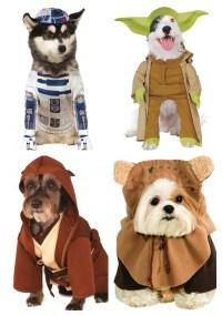 Dog Halloween Costumes Star Wars