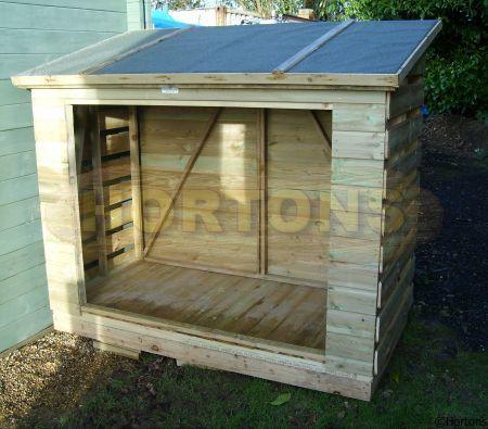 Log Cabins Small Storage Sheds