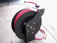 Retractable Hose Reel Solves Problems to Give a Beautiful