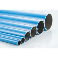 AIRpipe 6 Metre Length, Blue Aluminium Pipe, Ring Main ...