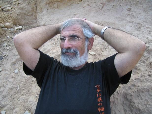 רגע מנוחה בשביל ישראל