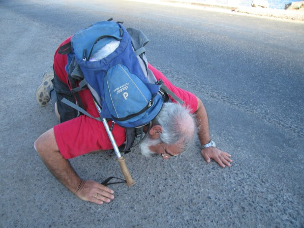 סיום מרגש לשביל ישראל בחוף טאבה