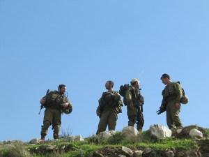 ליווי צבאי בתל דותן