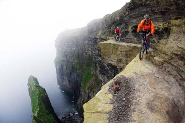 Extreme Mexican Mountain Biking