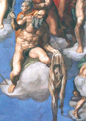 Michelangelo Bartholomew who some scholars identify with Nathanael of Cana