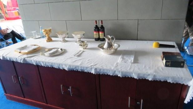 יין כשר לסקרמנט