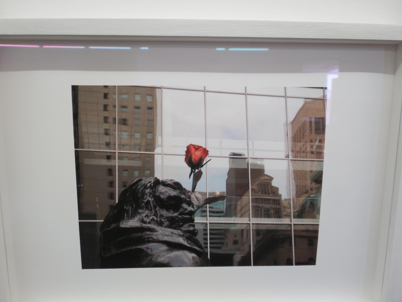 Raw Art Gallery - גלריה רו ארט  Rose II (2007) by Isa Genzken