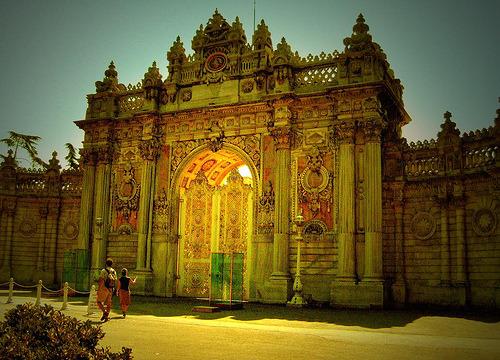 ארמון דולמאבהצ'ה