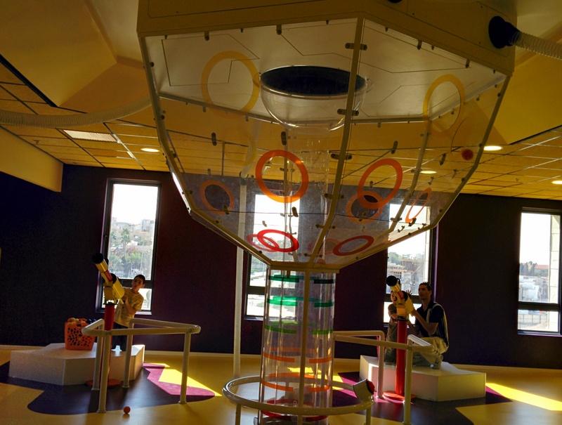 מוזיאון הילדים האינטראקטיבי של ישראל בבאר שבע