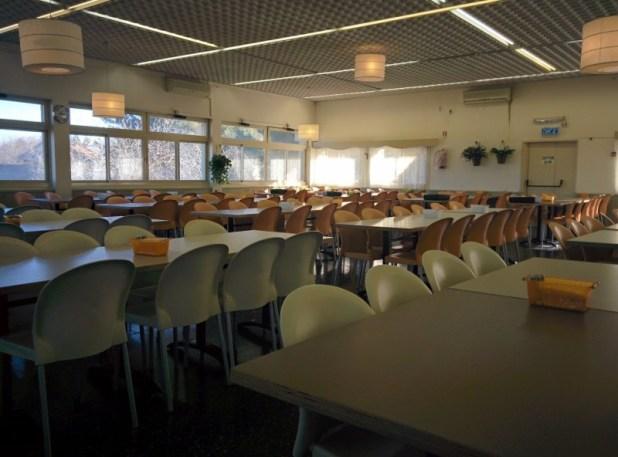 בית האוכל - מרום גולן