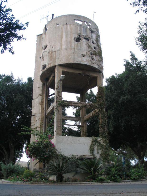 מגדל המים של נגבה