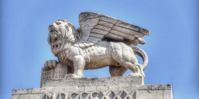 Winged_Lion_of_GENERALI צילום: Ori lubin