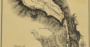 Plan_of_Sussita_by_Gottlieb_Schumacher_1885