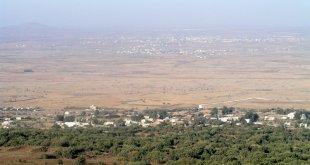 תצפית לעבר סוריה מהר חזק צילום: שלמה