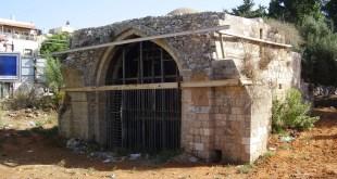 """המסכרה (מפעל להפקת סוכר מקנה סוכר) בג'לג'וליה צילום:ד""""ר אבישי טייכר"""