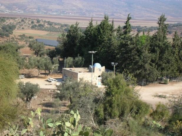 קבר רבי יהודה נשיאה