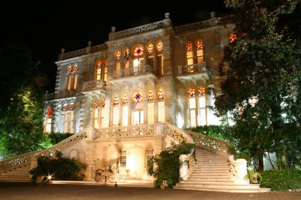 The Sursock Museum in Beirut צילום: Bertilvidet