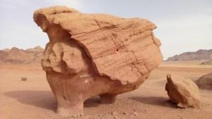 סלע ״תרניגולת״ צילום:Thraen