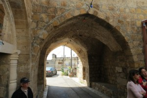 שער המבצר