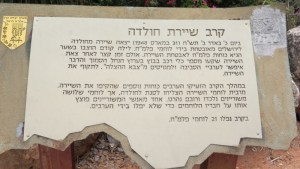 אתר הנצחה של פורצי הדרך לירושלים