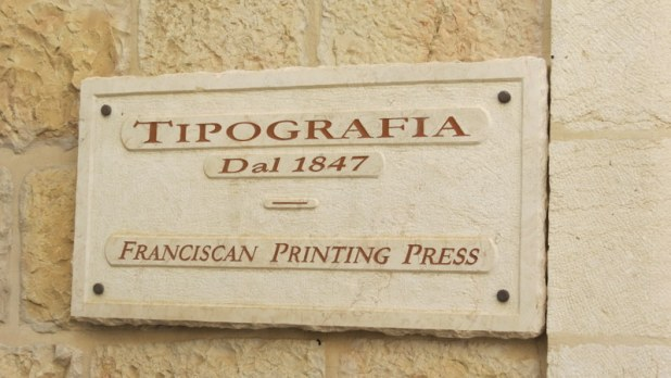 Franciscan Printing Press