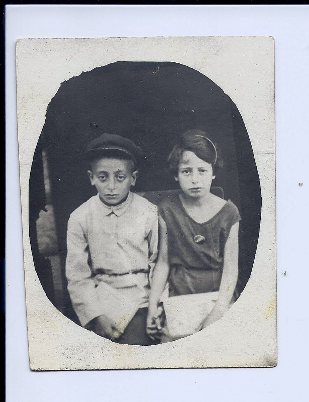 Haim and Leah Beila Cohen - Murdered in Borisov