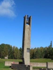 Listen to the bell of Khatyn