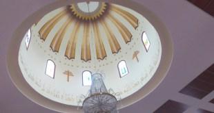 הכנסייה הארמית מרונית בגוש חלב – ג׳ש –  الجش  *