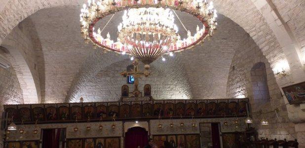 תאורת כנסיית הבשורה