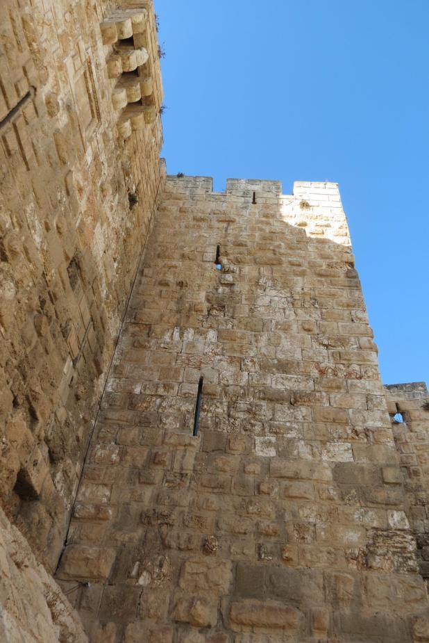 טילת החומות