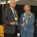 Betty Schmoll Award Wright Dunbar