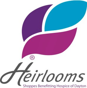 Heirlooms logo STACKED
