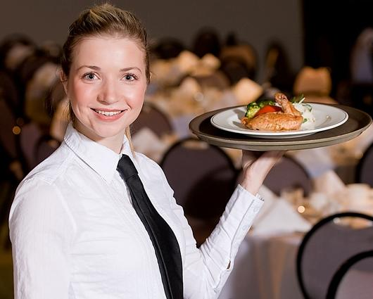 Basic Rules of Food  Beverage Service