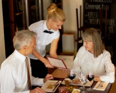 Waiter  Guest English Conversation or Dialogue at Hotel  Restaurant