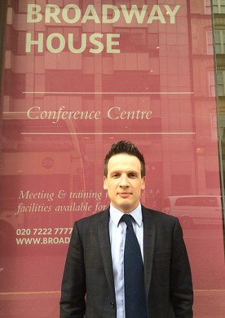 New General Catering Manager at Broadway House - Hospitality