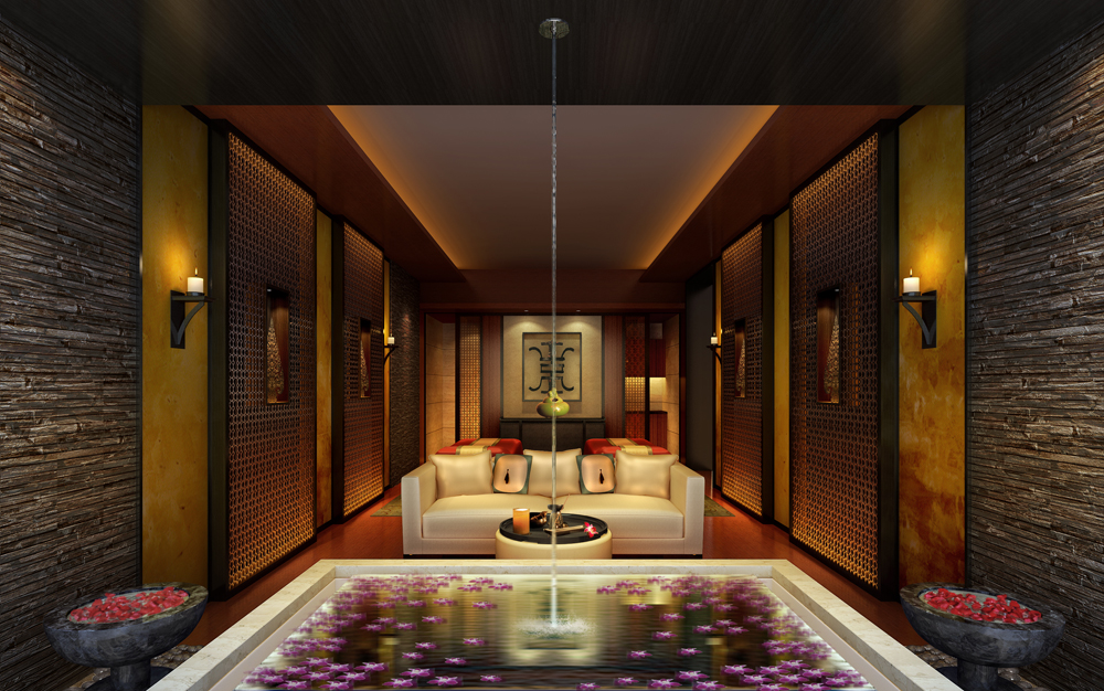 11 best Banyan Tree, Macau images on Pinterest Macau, Plant and - modernes design spa hotel