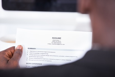 Resume Building Tips for Healthcare Professionals - Building A Resume Tips