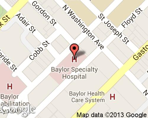 Baylor Specialty Hospital - Hospitals in Dallas