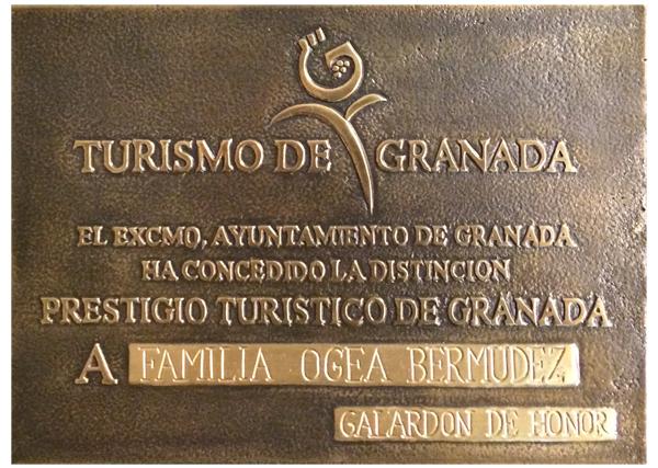 Premio Prestigio Turístico 2015