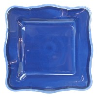 Hostess Gifts To Go | 407psb-solid-blue-square-dinner ...