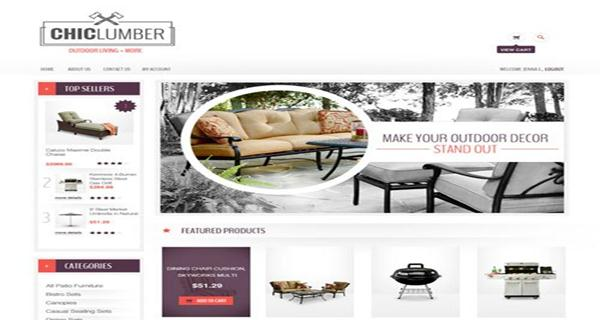 10 Best 3DCart Templates for eCommerce Websites
